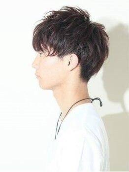 ヘアーサロン アオ(Hair Salon Ao)の写真/第一印象で差をつける!!清潔感漂う爽やかなstyleはもちろん,個性を活かしたカジュアルヘアを叶える♪