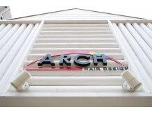 アーチ ヘアデザイン 南口店(ARCH HAIR DESIGN)の雰囲気(白樺をイメージしたペンション風サロンです♪)
