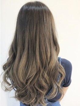 """ヘアースペース オブジェ(Hair Space Objet)の写真/もっと自分に合うカラーが見つかる!""""Hair Space Objet""""であなたの魅力を引き出す最旬カラーを手に入れて☆"""