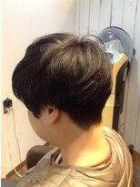 ヘア ルシェ(hair ruscha)【ヘアルシェ】おすすめ♪襟足刈り上げショートスタイル♪♪