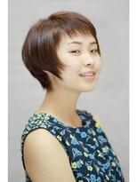 テゾーン フォー へアー ボニータ(TEZZON for hair BONITA)グラジェーションボブ