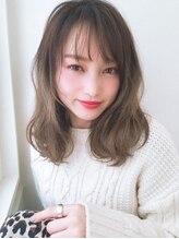アグ ヘアー グスマン 西永福店(Agu hair guzman)《Agu hair》アンニュイ色っぽミディ