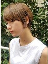 トゥーナ 表参道(tona)10代20代30代40代50代ひし形デジタルパーマエアリーミディ黒髪