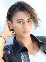 リップスヘアー 千葉(LIPPS hair)外国人風ハリウッドスパイラルパーマ