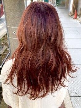 リラヘアー(Rela hair)の写真/【行徳2分】色味選定が絶妙で,細かいニュアンスも汲み取って形にしてくれる。カラーバリエーションも豊富♪