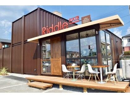 リドルヘアー 石井町店(Riddle hair)の写真