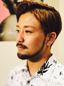 オーケークラブ アネックス(OKクラブ ANNEX)の写真/【コルトンプラザ1F】カットから髭のシェービングまで、男の身だしなみをトータルでメンテナンス&ケア。