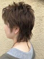 コレット ヘアー 大通(Colette hair)ウルフ