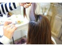 【九州初☆導入】今、最も肌、頭皮、髪を傷めないホリスティックカラーの施術工程!!