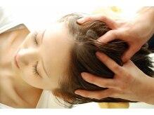 ヘアーデイズ(hairDays)の雰囲気(トリートメントスパで髪に潤いを与えると同時コリをほぐします♪)