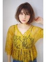 ヘアリゾート リアン(hair resort Lien)ヘルシーボブ ☆Lien☆ 倉田