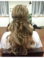 ヘアーサロン エール 原宿(hair salon ailes)(ailes 原宿)style71外国人風プラチナアッシュ
