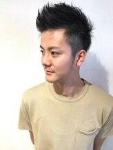 オヅラストリゾート(OZ LAST RESORT)ビジネス向け◎ 爽やかメンズヘアー