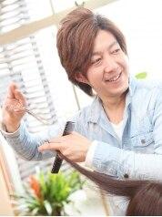 ヘアー アウフ 旭店(hair AUF)/星野 竜太