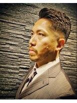 ヒロギンザ 新橋日比谷口店(HIRO GINZA)スッキリビジネスヘア<理容室>【新橋】<理容室>【内幸町】
