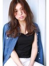ヘアアンドメイク ジョジ(HAIR&MAKE JOJI)【JOJI 寺西】スモーキーベージュ!