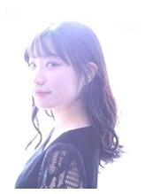 ヘア アンドメイク キヨシ(Hair and Make kiyoshi)kiyoshi/ナチュラル *シースルーバング ヨシンモリ*