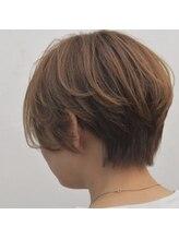 8 ヘアサロン(8 Hair Salon)ショート
