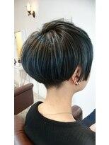 クッキー ヘアーアンドメイク(COOKIE Hair&Make)【COOKIE 】刈り上げショート