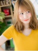 ■EVE戸頭10-10★■スモーキーカラー x 小顔極ゆるカール