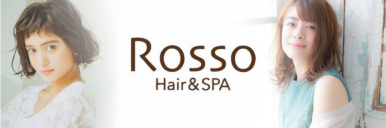 ロッソ ヘアアンドスパ 北千住店(Rosso Hair&SPA)のサロンヘッダー
