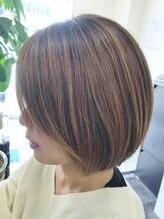 エルフィン(elfin hair cut)