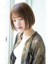 アンアミ オモテサンドウ(Un ami omotesando)【Un ami】《増永剛大》10代~40代に人気/短すぎないショート☆