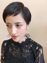 ニコ ヘアーアンドメイク(nico hair&make)〔nico〕ベリーショート