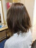 アリシアヘアー(ARISHIA hair)ゆるふわグレージュ☆【ARISHIA hair 那珂】