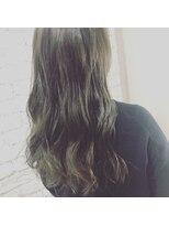 シャインヘア モカ 新宿(Shine hair mocha)TOKIO 3Dカラー ジグザグバング ミニマムボブ_新宿 77