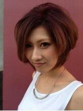 ヘアーアシスト ケーエス(Hair Assist KS)ふわくしゅショートボブ