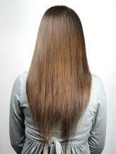 ヘアゾーン ラトゥール(HAIR ZONE LATOUR)『パールプレミアム』の威力!!輝き放つストレートヘア☆