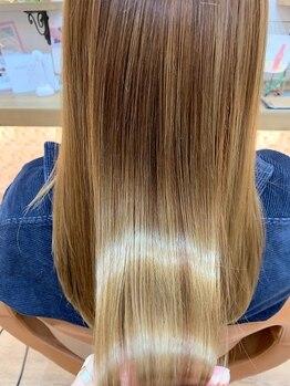ラディアント 隅田店(Radiant)の写真/大人気☆今SNSやメディアで話題の『美髪整形トリートメント』