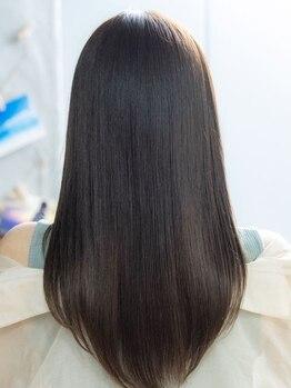 ヘアアンドケア エジェリラボ(hair&care egerie lab)の写真/【当日予約大歓迎】oggi otto=12種類の栄養を組み合せたオーダーメイドの高濃度美容液トリートメント★
