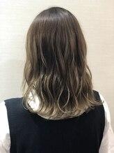 シャンスヘアアンドスパ 浦和(CHANCE hair&spa)バレグレージュ