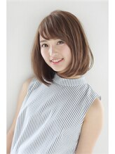モッズ ヘア 目黒店(mod's hair)王道ベーシックボブ【PORTO BELLO 2001 S/S】
