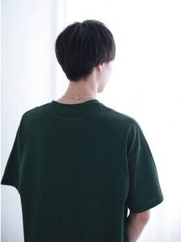 カットライン(CUT LINE)の写真/【蔵本駅/専用駐車場有】高校生~大人男性まで幅広く対応♪最旬スタイル~大人メンズスタイルまで◎