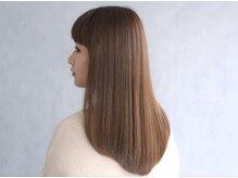 美髪チャージ☆insenceのこだわり髪質改善☆サイエンスアクア☆サラツヤ髪の作り方♪