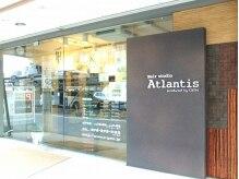 アトランティス 津久野店(Atlantis)の雰囲気(【津久野】大型駐車場有!駅から徒歩2分の好立地♪)