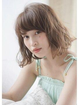 ノラジャーニー(NORA Journey)【NORA Journey】ランダムカールのエアリーロブ☆