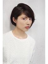 モッズ ヘア 海浜幕張店(mod's hair)ノームコアショート【URIELLE 2014-15A/W】