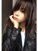 ヘアーローラン 横浜(hair LORAN yokohama)スマートレイヤーボブ