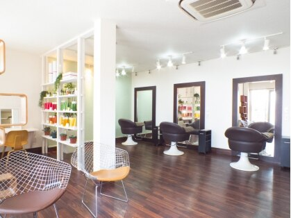 ヘアカラーカフェ(HAIR COLOR CAFE) 画像
