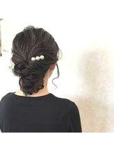 モグヘアー(mog hair)hairarrange