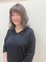 ヘア ヴィーヴル 田宮店(Hair BIVRE)石川 恵子