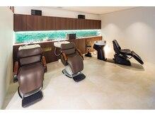 美容室 エリ(eli)の雰囲気(フルフラットシャンプー台もあり、ヘッドスパで頭皮ケアも是非!)
