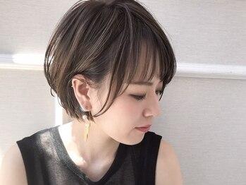 ジアン(GIEN)の写真/[京橋/女性専用サロン]口コミで予約殺到!ショート顧客多数なのはセンス抜群の上品大人ショートが叶うから