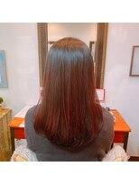 ミーノ(mieno)髪のうねりに【髪質改善】ウル艶ストレート◎【自由が丘】