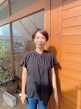 リリー ヘアサロン(LILY hair salon)濱地 百合加