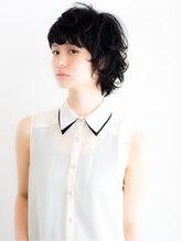イエリ(ieri)黒髪をオシャレにデザイン☆マニッシュショート